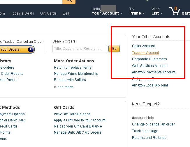 米国アマゾン出品者用登録方法